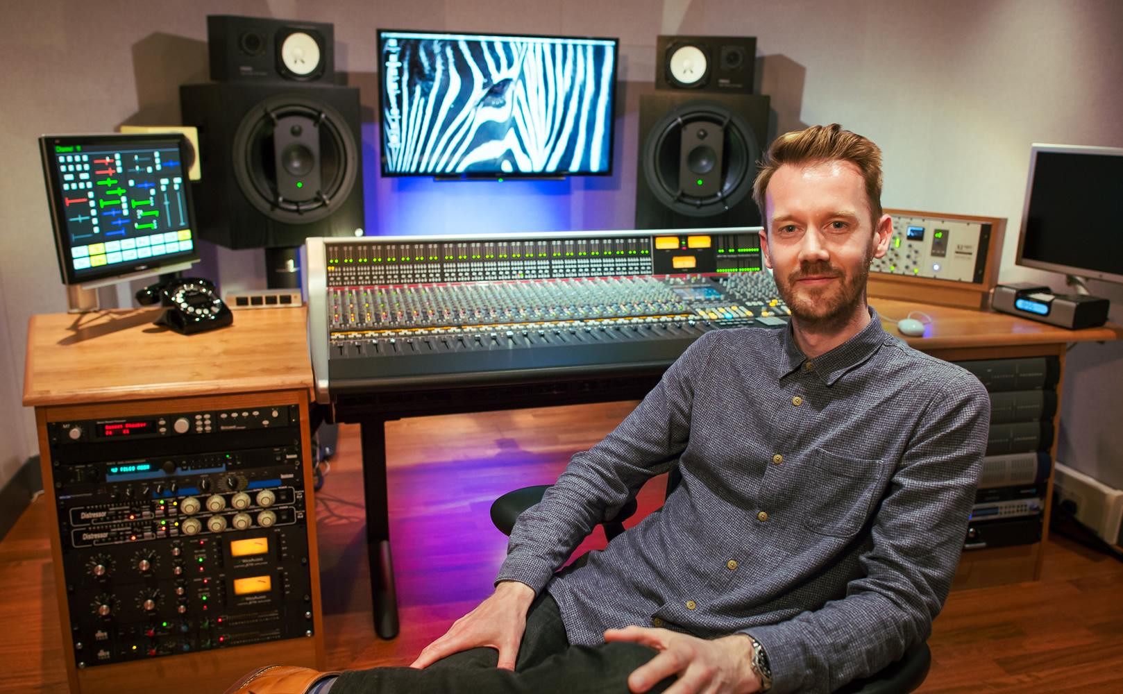 Grammy Award winner Wez Clarke headlines room 2