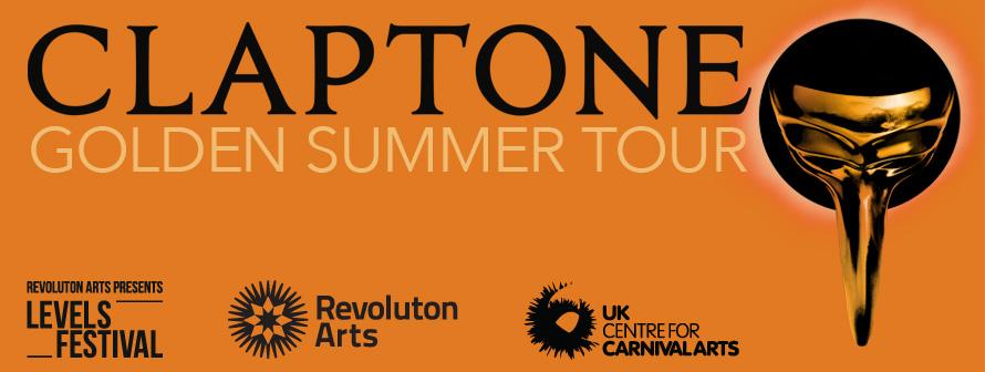 TTP Present: Claptone @ Levels Festival