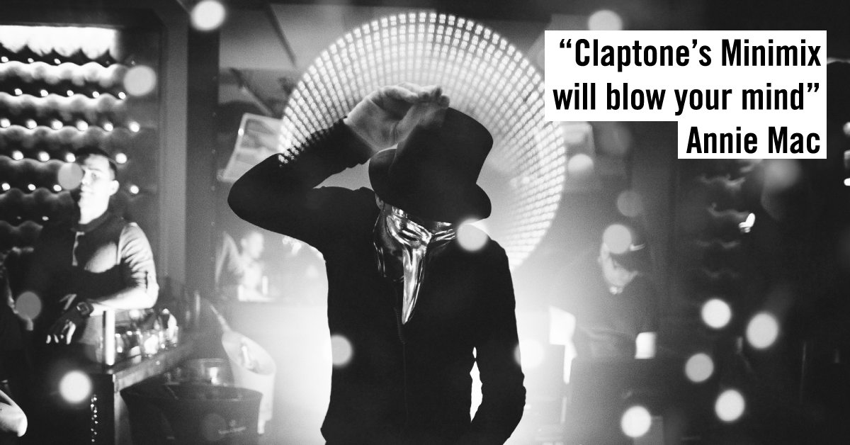 Claptone Mini mix