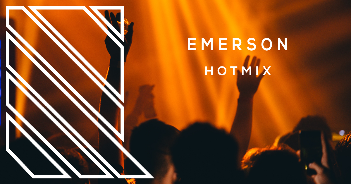 HOTMIX by Emerson