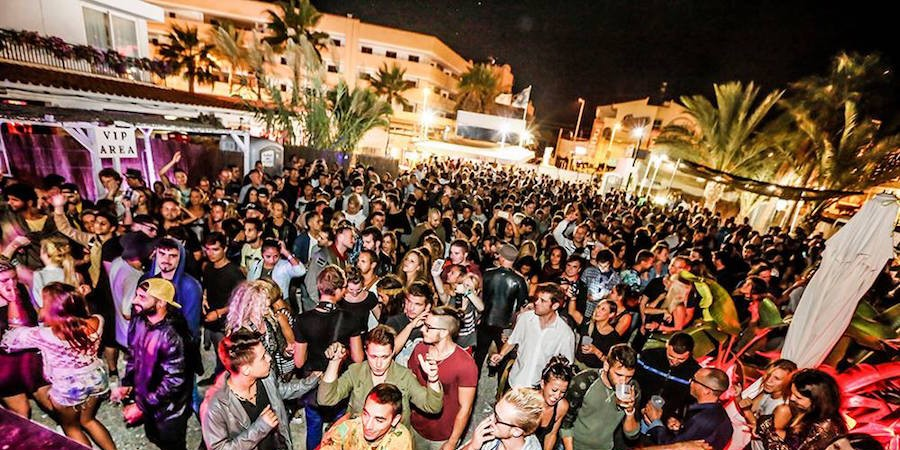Taste The Punch joins Tantra for Ibiza Closing Party with DJ Sneak