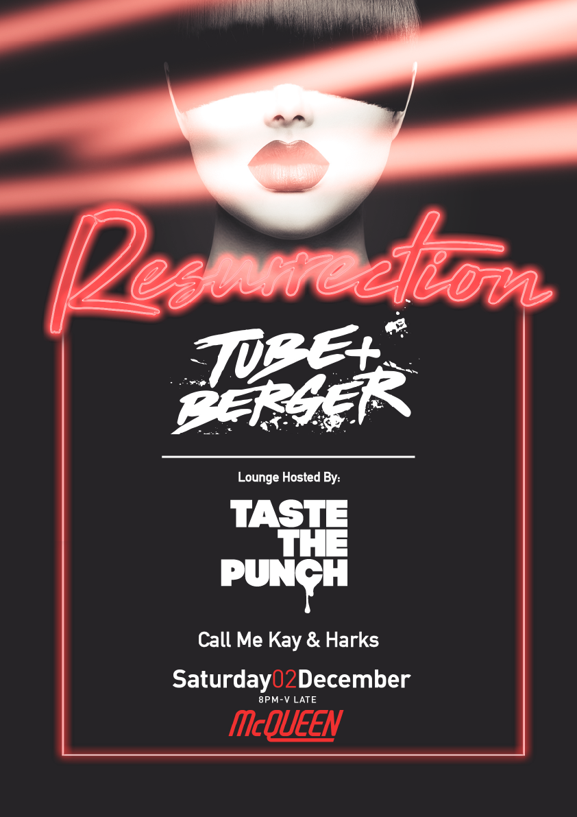 Taste The Punch at Resurrection